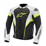 T-GP PLUS R AIR JACKET NEGRO BLANCO AMARILLO