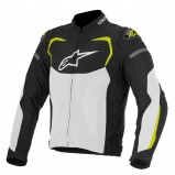 T-GP PRO AIR JACKET NEGRO BLANCO AMARILLO