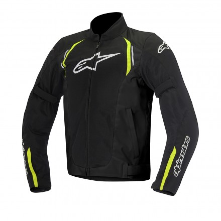 VIPER AIR JACKET NEGRO ROJO