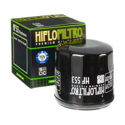 BENELLI TORNADO TRE RS 900 (04-05) F. ACEITE HIFLOFILTRO