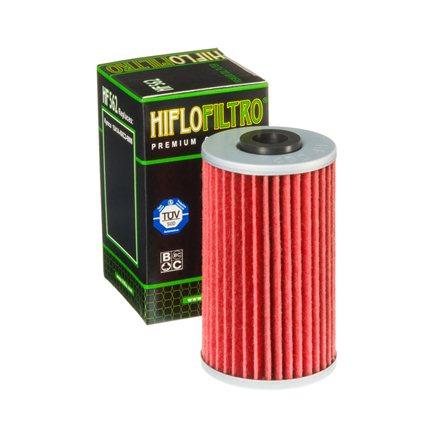 KYMCO VENOX 125 F. ACEITE HIFLOFILTRO