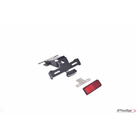 690 SUPERMOTO 07'-11' PORTAMATRICULA PUIG