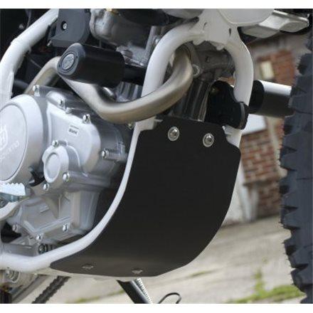 HUSQVARNA TE 125 2012 - 2012 TAPAS PROTECCION MOTOR