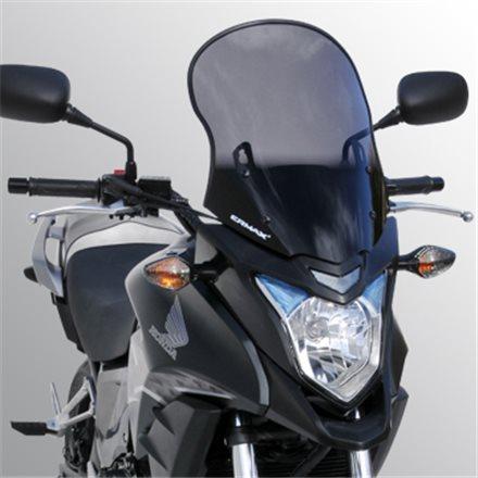 HONDA CB 500 X 2013 - 2015 CÚPULA SOBRE ELEVADA +15 CM (MODELO CB 500 X)