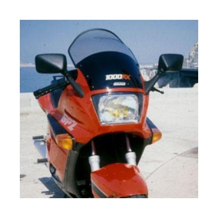 KAWASAKI GPZ 1000 RX 1986 - 1987 CÚPULA SOBRE ELEVADA HP +7 CM
