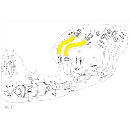 APRILIA RSV4 1000 FACTORY APRC TITANIUM AKRAPOVIC