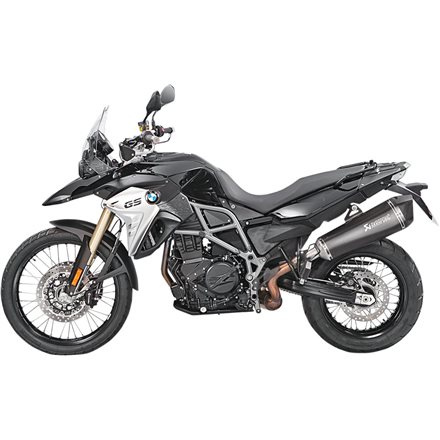 BMW F 650 GS ABS TWIN SPECIAL EDITION SLIP-ON LINE AKRAPOVIC