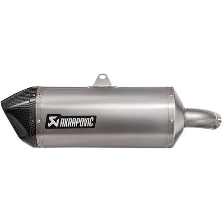 SUZUKI DL 1000 ABS V-STROM XT SLIP-ON AKRAPOVIC
