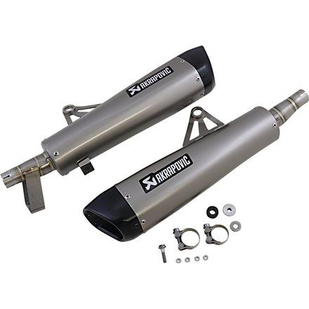 TRIUMPH BONNEVILLE 1200 T120 ABS AKRAPOVIC