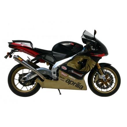 APRILIA RSV 1000 1998 - 2003 X-CONE INOX/ST. STEEL MIVV
