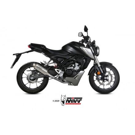 HONDA CB 125 R 2018 - GP PRO TITANIO MIVV