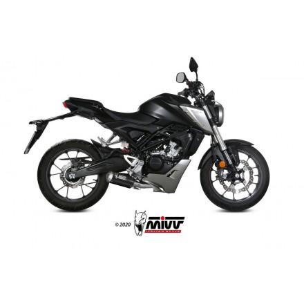 HONDA CB 125 R 2018 - MK3 CARBONO MIVV