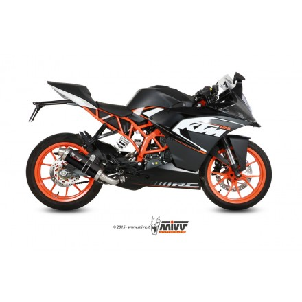 KTM RC 125 2014 - 2016 GP BLACK MIVV