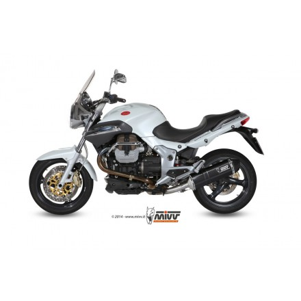 MOTO GUZZI BREVA 1100 2005 - 2011 SPEED EDGE BLACK MIVV