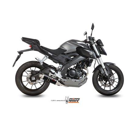 YAMAHA MT-125 2015 - 2019 GP BLACK MIVV