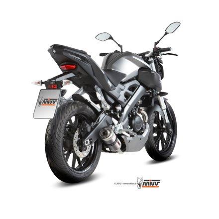 YAMAHA MT-125 2015 - 2019 GP TITANIO MIVV