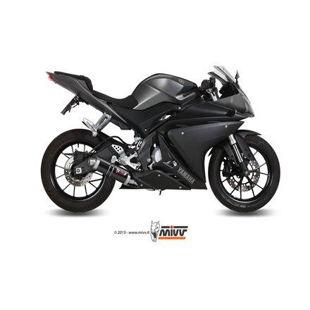 YAMAHA YZF R125 2014 - 2018 GP BLACK MIVV