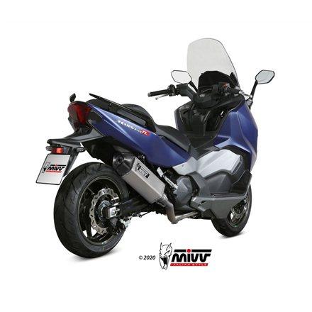 SYM MAXSYM TL 500 2020 - SPEED EDGE INOX COPA CARBONO MIVV