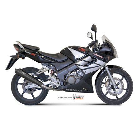 HONDA CBR 125 R 2004 - 2010 X-CONE BLACK MIVV