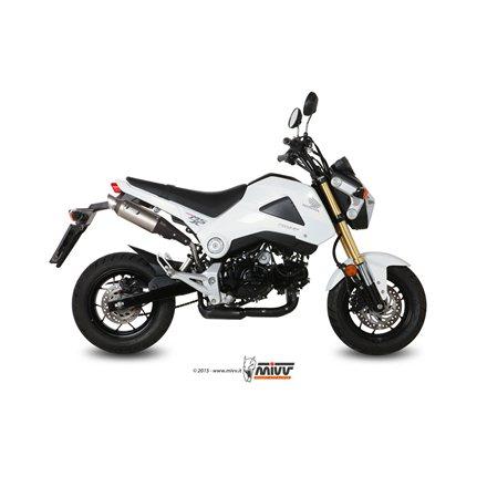 HONDA GROM 125 2013 - 2015 M2 INOX/ST. STEEL MIVV