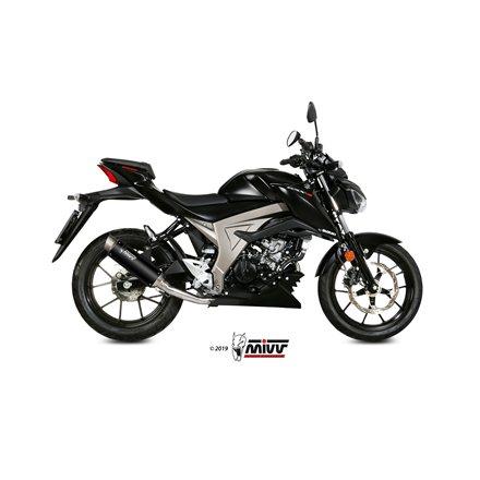SUZUKI GSX-R 125 2017 - GP PRO BLACK MIVV