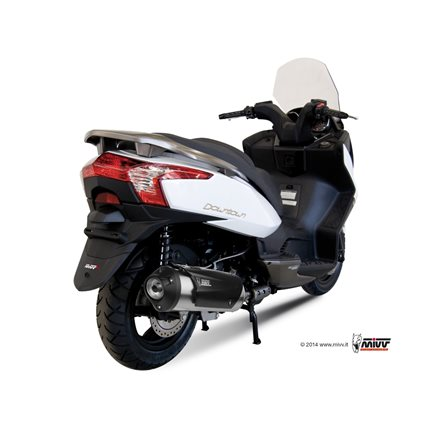 KYMCO DOWNTOWN 300 2009 - 2012 - INOX IMP. COMPL./FULL SYS. 1X1