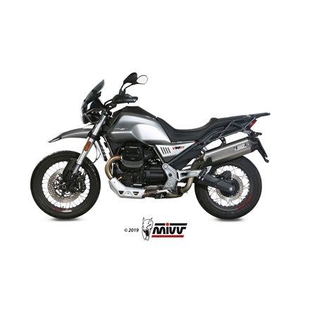 MOTO GUZZI V85 TT 2019 - SPEED EDGE BLACK MIVV