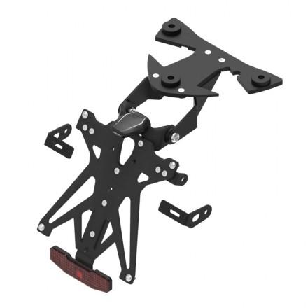 Bmw S 1000 RR Kit Portamatriculas Regulable