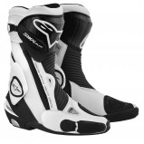 ALPINESTARS SMX PLUS BLANCO/NEGRO