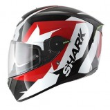 SKWAL STICKING NEGRO BLANCO ROJO