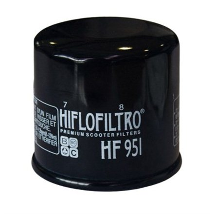 HONDA FSC600 SILVER WING ABS (FJS600) (03-11) F. ACEITE HIFLOFILTRO