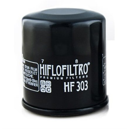 KAWASAKI ER-6F (09-11) F. ACEITE HIFLOFILTRO