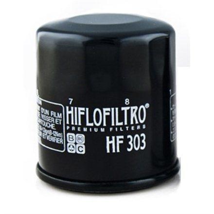 KAWASAKI ER-6F (07-08) F. ACEITE HIFLOFILTRO