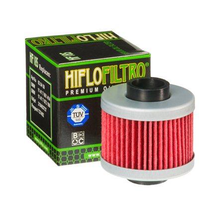 PEUGEOT GEO 125 RS (07-09) F. ACEITE HIFLOFILTRO