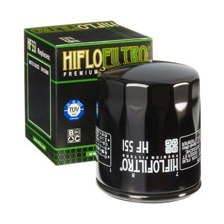 MOTO GUZZI BREVA 1200 (07-10) F. ACEITE HIFLOFILTRO