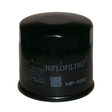 SUZUKI DL 1000 V-STROM (02-10) F. ACEITE HIFLOFILTRO