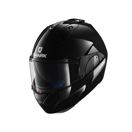 SHARK EVO ONE NEGRO BRILLO