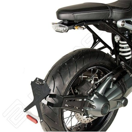 BMW R NINE T SIDE NAKED BARRACUDA