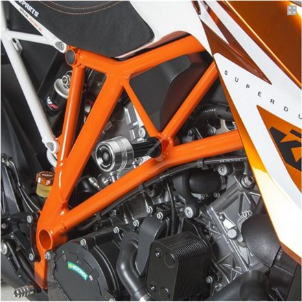 KTM SUPERDUKE 1290 TOPES ANTICAIDA BARRACUDA