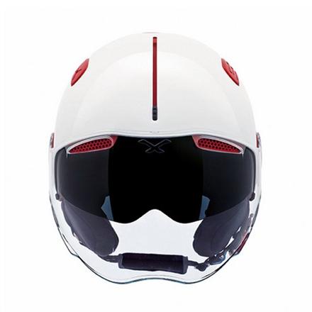 CASCO NEXX SX.10 RED/WHITE