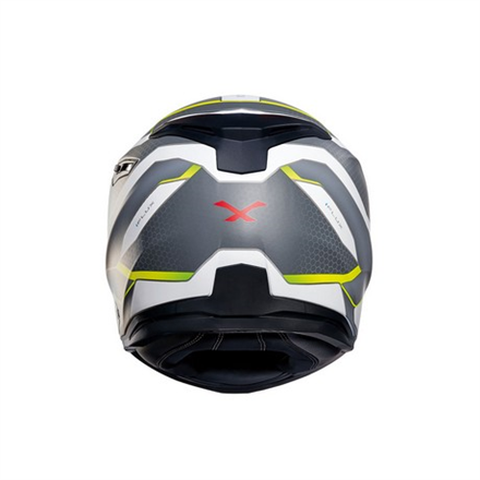 CASCO NEXX SX.100 I.FLUX WHITE/NEON MT