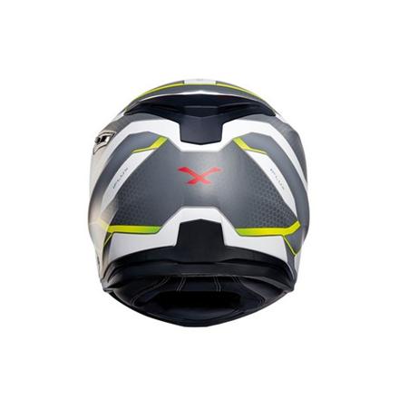 CASCO NEXX SX.100 I.FLUX WHITE/NEON MT