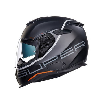 CASCO NEXX SX.100 SUPERSPEED BLACK MT