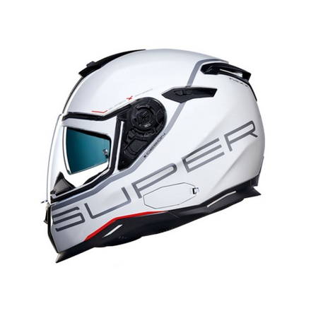 CASCO NEXX SX.100 SUPERSPEED WHITE