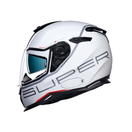 CASCO NEXX SX.100 SUPERSPEED WHITE