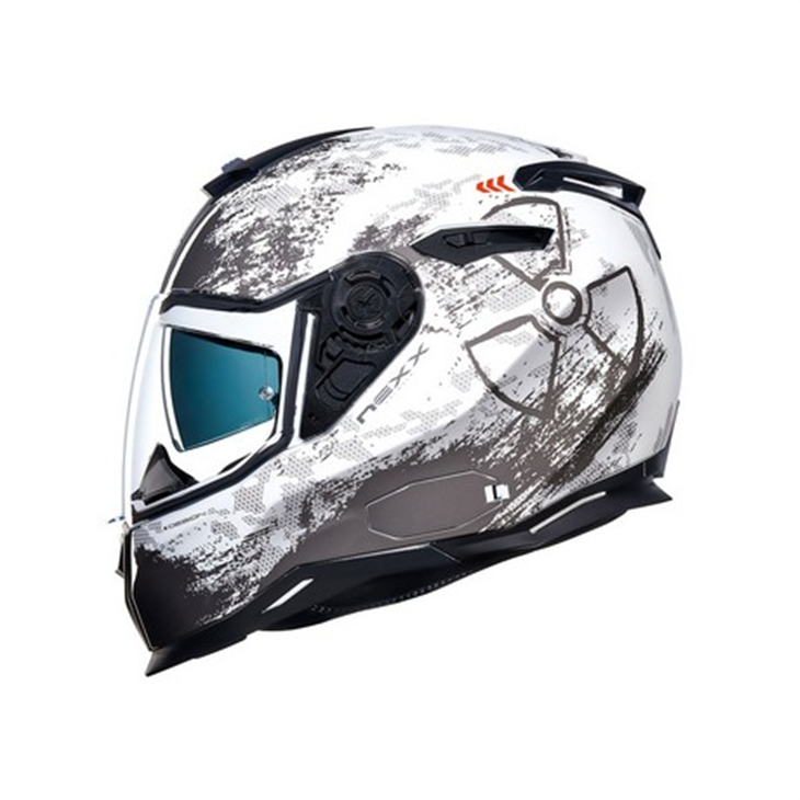 Cascos de moto nexx sx100 iflux casco nexx sx 100 superspeed