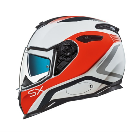 CASCO NEXX SX.100 POPUP ORANGE