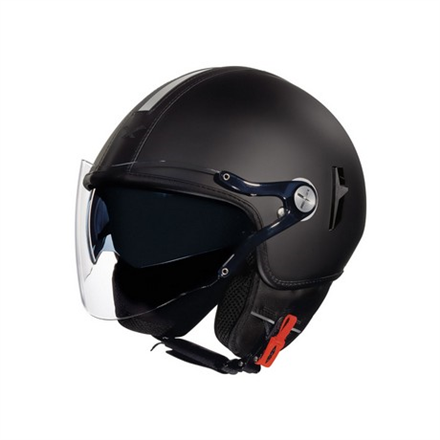 CASCO NEXX SX.60 CRUISE 2 BLACK/BLACK MT
