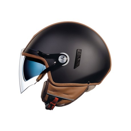 CASCO NEXX SX.60 CRUISE 2 BLACK/CAMEL MT