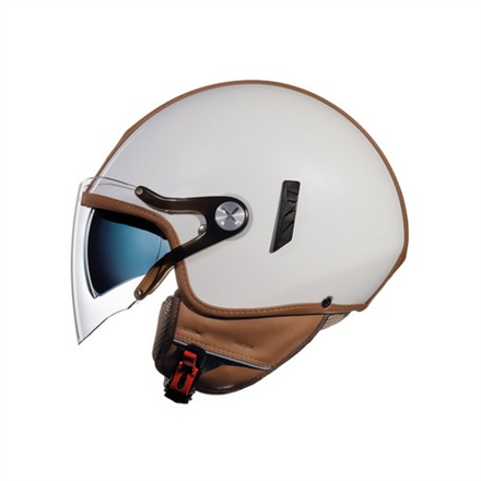 CASCO NEXX SX.60 CRUISE 2 WHITE/CAMEL